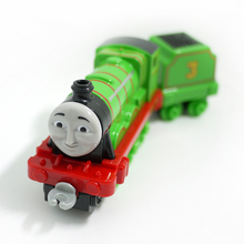 x55 Henry Diecast THOMAS and friend The Tank Engine take along train hook metal child kids toy gift packaging(China)