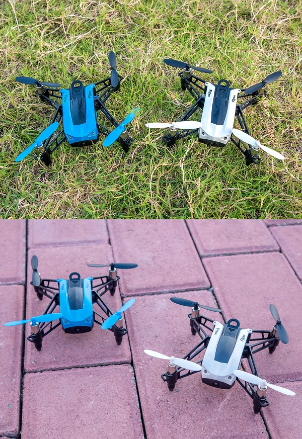Flytec T12S RC Racing Drone 2.4G 4CH with 0.3MP Camera Headless High Hold Mode 360 Degree Rolling Flip 4 Gear Speed Switching