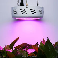 Full Spectrum 150W UFO Grow Light LED Lamp UV IR Grow Tent Lighting For Flowering Plants Growth and Hydroponics Grow box