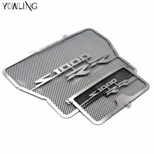 Hot Sale Stainless Steel Motorcycle Radiator Guard For BMW S1000R 2014-2015 S1000RR 2010-2016 HP4 2012-2014 S1000XR 2015-2016(China)