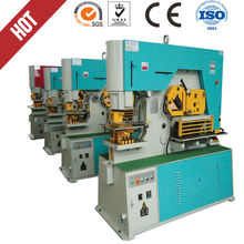 Harsle Steel small hydraulic press Metal small hydraulic press, hydraulic ironworker(China)