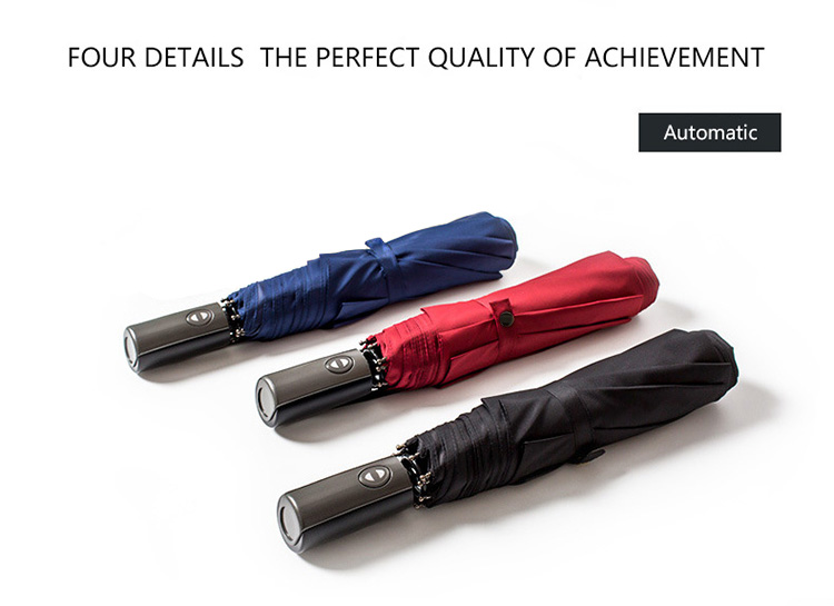 High Quality Brand Large Folding Umbrella Men Rain Woman Double ...