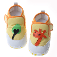 First Walkers Canvas Soft Sole Baby Shoes Sport Moccasin Polo Scarpette Neonata Infant Baby Boy Girl Shoes Toddler 703060(China)