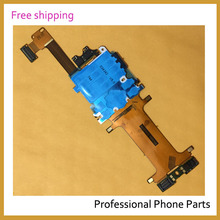 Replacement Original Slide Keypad Board Lcd Main Flex Cable For Nokia 8800 8800A 8801 Arte Flex Cable With Tracking(China)