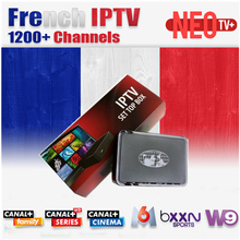 French Canal+ MAG254 NEOTV QHDTV French IPTV Arabic IPTV Box+USB WiFi Free Linux System Linux 2.6.23 STiH207 MAG 254 Set Top Box