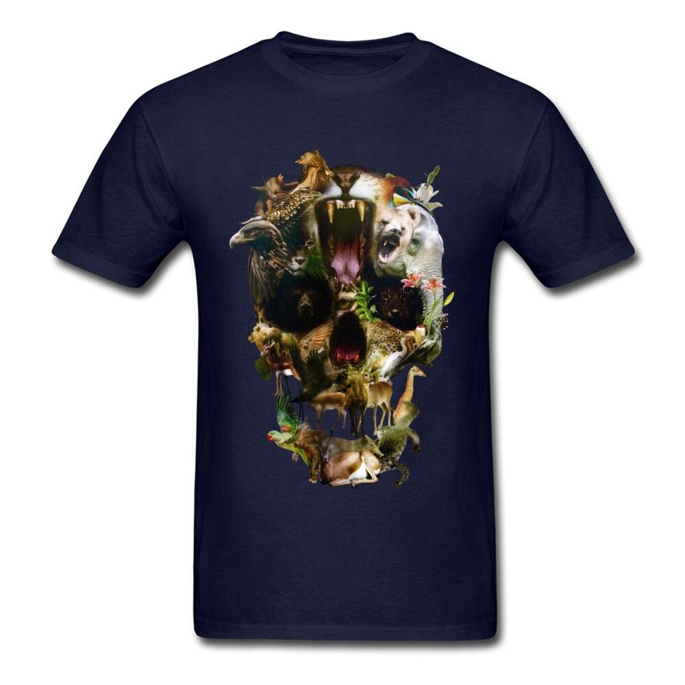 Kingdom Men Discount Summer Tops & Tees O Neck Summer/Autumn 100% Coon Fabric T-Shirt Casual Short Sleeve Tee Shirt Kingdom navy