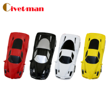 Retail metal luxury supercar shape USB Flash Drive 4GB 8GB 16GB 32GB 64GB Sport car pen drive memory stick pendrive
