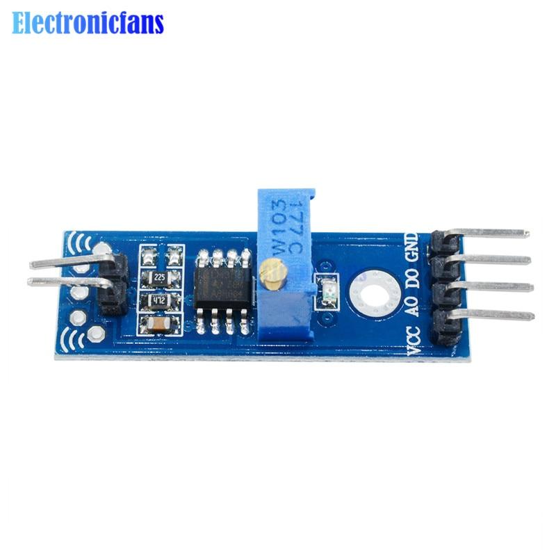 Modulo sensore Meteo Pioggia Acqua Analogico Digitale Arduino MCU Raspberry