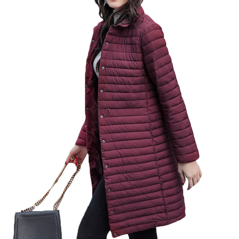 Winter Womens Long Jacket 2017 Miegofce Womens Parka Coats Thin Winter Jackets Women Warm Outwear Long Jackets Coat ZZ0191Îäåæäà è àêñåññóàðû<br><br>