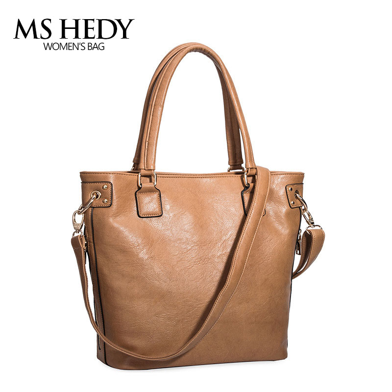 MS HEDY Fashion Handbag Women Shoulder Oblique Handbags Ladies Portable Crossbody Shoulder Bag Office Ladies Messenger Bag Totes<br>