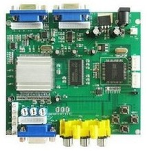 NEW Arcade Game RGB/CGA/EGA/YUV to VGA HD Video Converter Board HD9800/GBS8200 Hot Worldwide