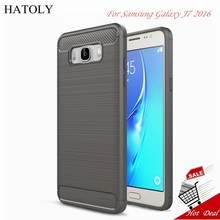sFor Phone Case Samsung Galaxy J7 2016 Cover Soft Rubber & TPU Case For Samsung Galaxy J7 2016 Case For Samsung J7 2016 J710 <>