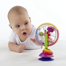 BABELEMI Sassy Developmental Wonder Wheel Sky Wheel Baby Infant Multi-touch Inspire Senses Toys For Baby Kids 0-12 Months