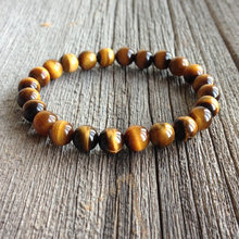 2016 Natural Stone bead Buddha Bracelets Tiger Eyes bracelet pulseras mujer Men Women