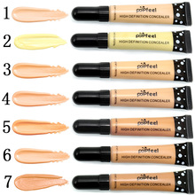 Popfeel 1 PC Makeup Base Concealer Eye Contour Corrector Cream Liquid Face Corrective Bronzer Primer  Foundation makeup NEW