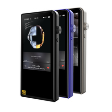 Shanling M3S Bluetooth 4.1 Apt-X Lossless Portable Music MP3 Player Retina DOP DSD256 Hi-Res Audio Balanced Out PO/LO Hiby Link(China)