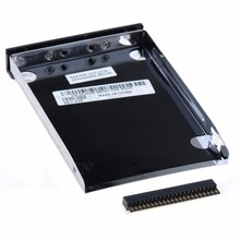 HDD Hard Drive Caddy For Dell Inspiron 6000 9300 9400 Laptop Sliver 4 Screw