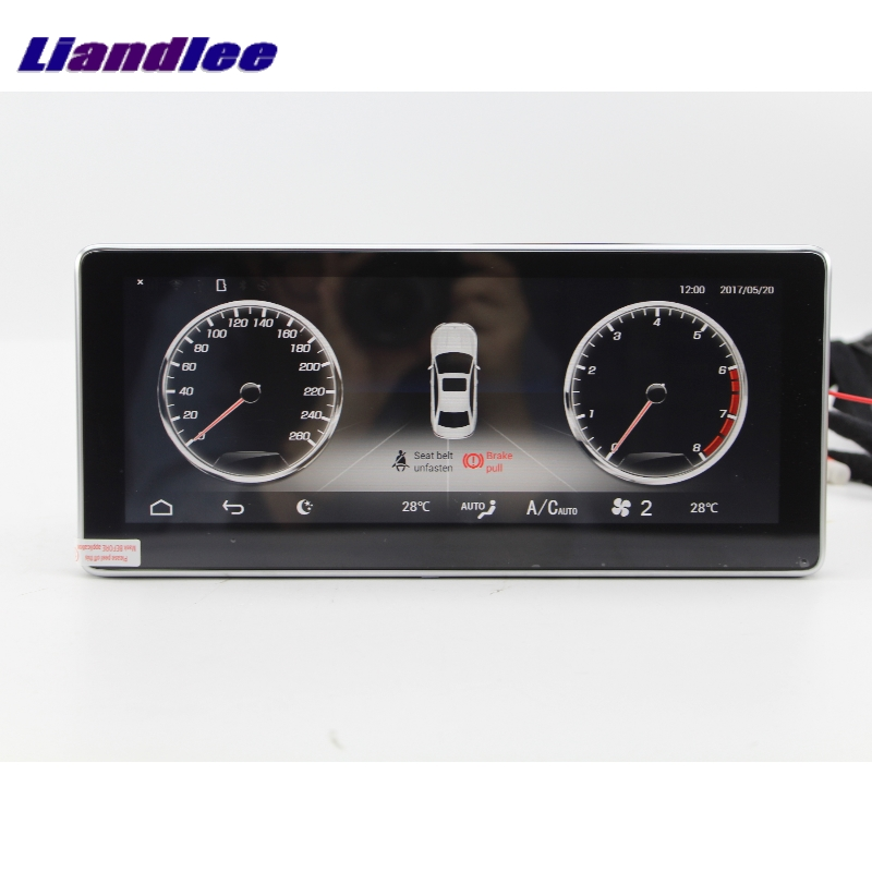 Liandlee Car Multimedia Player NAVI For Mercedes Benz MB E Class C207 2009~2017 Original Car Style Radio GPS Map Navigation 3
