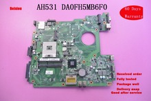 Original Mainboard For Fujitsu Lifebook AH531 HM65 Laptop Motherboard DA0FH5MB6F0 100% Work Perfect(China)
