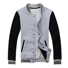 Mens Jackets Baseball Uniform Unisex Men Outerwear & Women Hoody 2017 Spring & Autumn Mens Clothes RMH175010