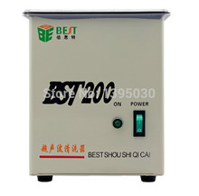 BST-200 stainless steel ultrasonic cleaner for jewelry& watch,electronic cleaning  FOR 110v