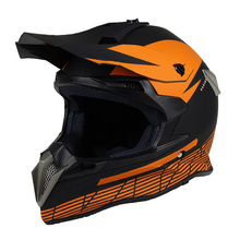 Motocross helmets Orange Motorbike ATV Dirt Bike Helmet moto Casco Capacete motocross helmet(China)