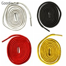 300cm Extra Long Round Shoelaces Shoe Boot Laces Cord Ropes Shoestrings Different Colors 118 Inch(China)