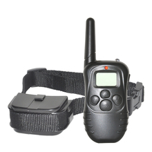 Ipets 998D-1 Electronic Dog Collar Remote Control No Shock Pet Training Collar With LCD Display with LCD Display