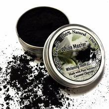 CoCo Pure Activated Coconut Charcoal Whitening Tooth Powder