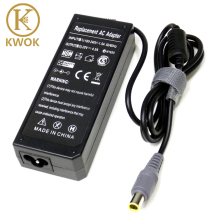 Free Shipping ! 20V 4.5A 8mm*5.5mm AC Power Laptop Adapter Charger For Lenovo IBM Thinkpad R61 R61E T60 T61 X61 SL400 X200 T410(China)