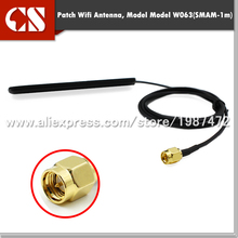 External Bluetooth Omnidirectional Outdoor Antennas,zigbee xbee antenna with SMA male(inner pin)1m cable(China)