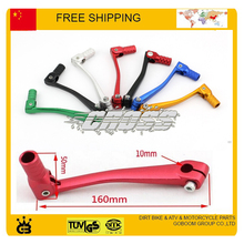 gear shift lever alloy aluminium crf 50cc 110cc 250cc dirt pit monkey bike motorcycle atv quad accessories parts free shipping(China)