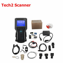 Tech2 Diagnostic Scanner For GM/SAAB/OPEL/SUZUKI/ISUZU/Holden with TIS2000 Software Full Package without Carrying Case