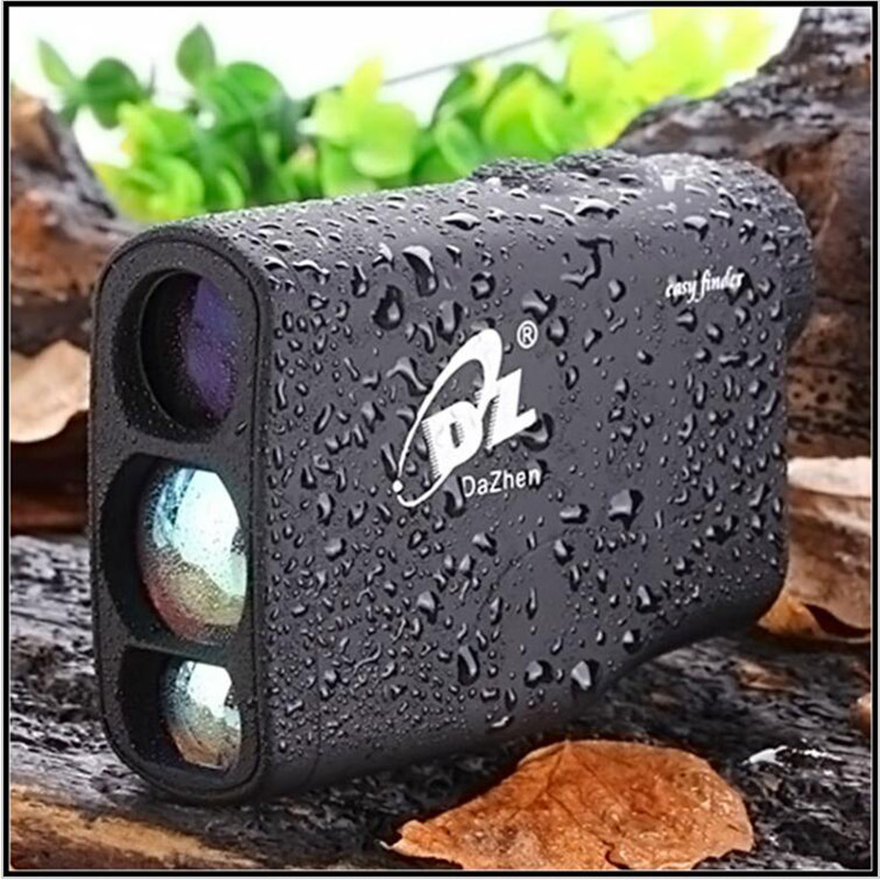 Waterproof  6X 600m Hunting Rangefinder Monocular Hunting Laser Distance Golf Range Finder Speed Measurement<br><br>Aliexpress