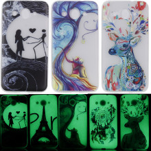 "Huawei Y3 2017 Case Cool Luminous Embossed Painting Soft TPU Phone Fundas For Huawei Y3 2017 Cover 5.0"" Y3 2017 CRO-L22 Case"