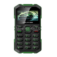 5.8mm Super Slim Original MELROSE S2 Outdoor Card Mobile Phone Shockproof Dustproof Mini Cell Phone MELROSE  S2