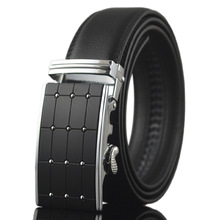 140CM 2017 Male designer belts men high quality men genuine leather buckle straps original casual jeans straps