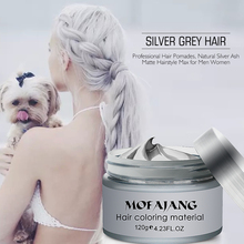 Women Men Hair Color Wax Dye Temporary Pastel One-time Hair Dyeing Non-Toxic Dye Hair Style Cream Haarverf Crayons(China)