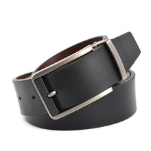 Buy Pin Buckle Belts Leather belt Designer Fashion Luxury Men's brand blet fashion vintage pin buckle Men's Leather cowskin belt for $7.12 in AliExpress store