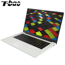 T-bao Tbook X8S Laptops 1080P FHD Screen 15.6 inch 6GB DDR4 RAM 64GB EMMC Intel Celeron N3450 Computer Laptops Notebook(China)