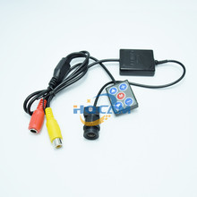 Mini 1/3''SONY Color CCD Camera Separated camera Acid Resisting High Hardness Nextchip 2090+810\811 MINI KAMERA mini ccd camera