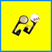 Original New Home Button Flex Ribbon Flat Cable replacement for iPhone 4S 4GS top quality(China)
