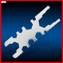New Multifnction 13 Sizes in 1 Basin wrench 13 Heads Bathromm Faucet Water Pipe Hose Wrench Spanner(China)