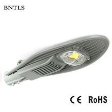 AC85-265V 30/50W led street light IP65 Bridgelux 130LM/W LED led street light 3 year warranty 1 pcs per lot(China)