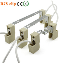 R7S LED Lamp Bases Socket For Floodlight/Spotlight 78mm 118mm 135mm 5pcs/lot(China)