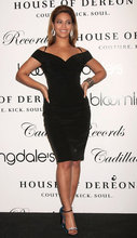 Free Shipping 2016 New Arrival Hot Celebrity Beyonce Black Prom HL Bandage Dress High Quality(China)