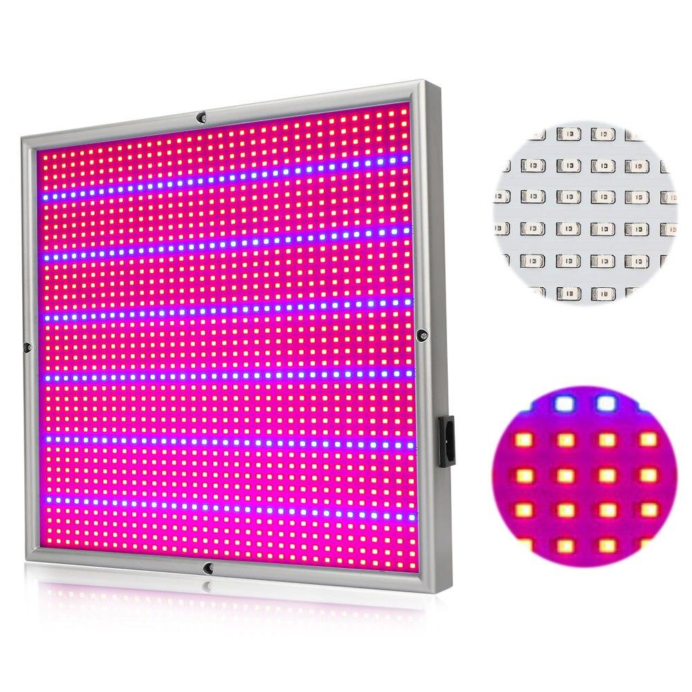 Hotsale Aquarium 1365 LED Grow Light 120W Full Spectrum Lamp For Grow Tent Box/Indoor<br>