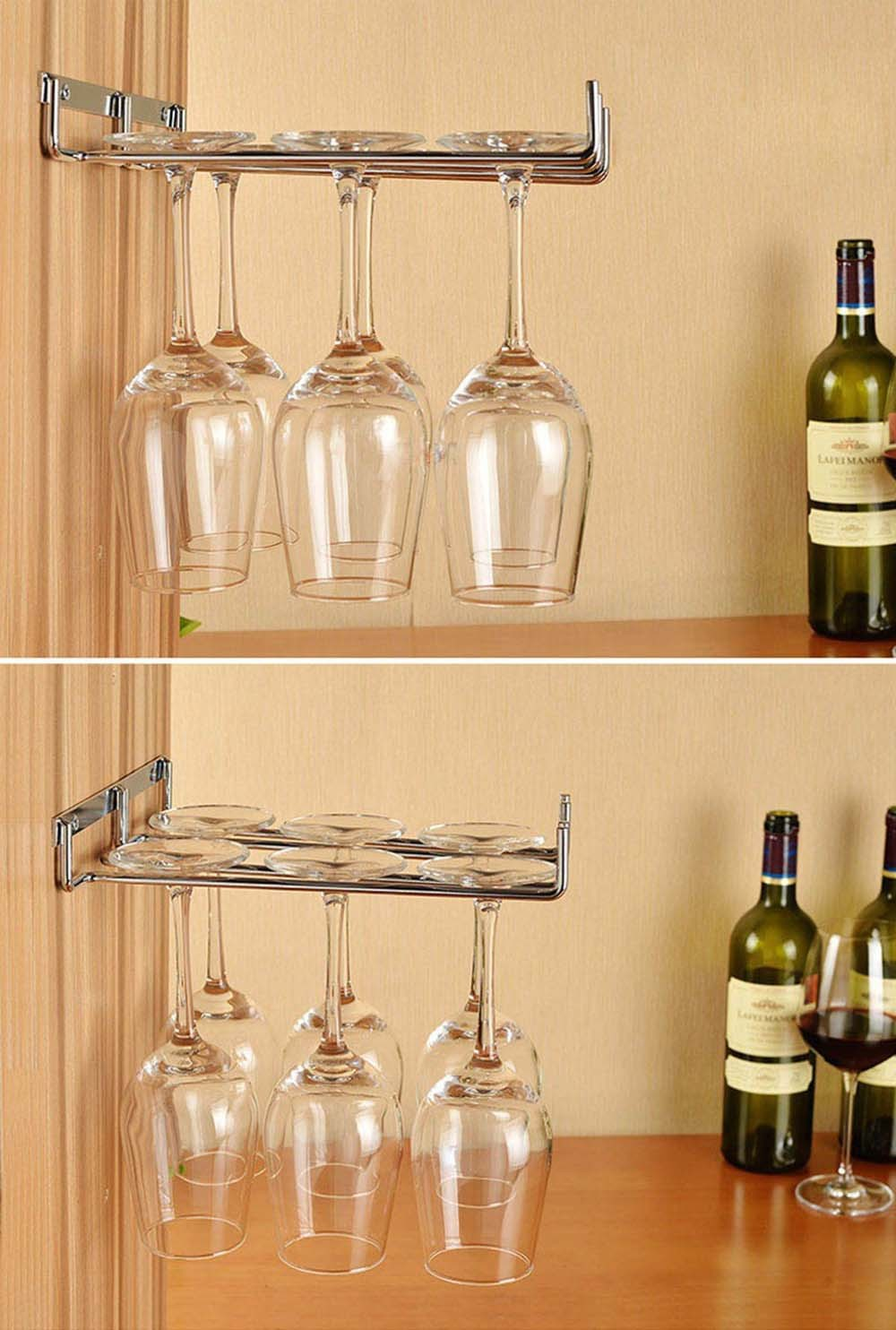Hanging-Metal-Wine-Cup-Rack-SilverGold-Bar-SingleDouble-Rack-Wine-Stemware-Glass-Bottle-Goblet-Inverted-Holder-KC0026 (2)