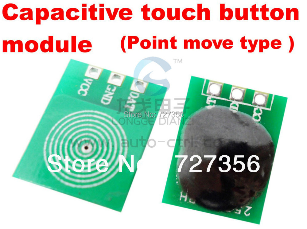sensor module to move the capacitive touch keys of moisture proof point move type A/B Touch sensor module<br><br>Aliexpress
