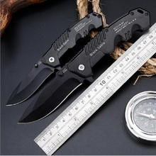 Factory direct tactical high hardness knife Wild survival multi-function folding knife self-defense outdoor knives(China)